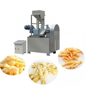 kurkure chips namkeen automatically extrusion making machine