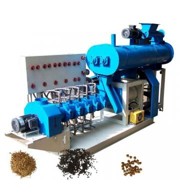 Automatic Industrial Dry Dog Food Machine Pet Food Making Machine Dog Treat Extruder Animal Feed Extruder Equipment for Dog Food Extrusion Machine Price